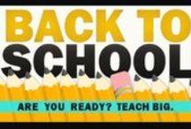 Is Summer OVER already…B2S / Back 2 School schtuff / by Oh Boy It's Farley