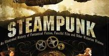 Steampunk and Dieselpunk