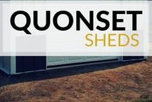 Storage Sheds / SteelMaster's durable, affordable Quonset Hut metal sheds are specially designed to give customers the best quality storage at a competitive price. #storageshed storage shed | storage shed ideas | storage shed organization | storage shed house | storage shed plans | Storage Shed Plans | DIY Storage Shed | Mega Storage Sheds | Storage Sheds | Storage Shed | Storage Shed