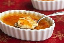Pudding and Custards / by Dessert & Wedding Darling