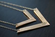 Jewelery / by neonfoxtongue