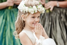 Wedding: Flower Girls / by Dessert & Wedding Darling