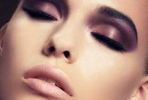 Beautiful makeup / model