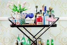 Boozy Bars / by Jessica Crawford