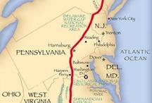 Appalachian Trail & cool hiking stuff