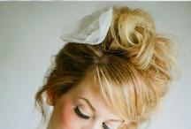 Wedding: Hair / by Dessert & Wedding Darling