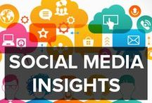 SOCIAL MEDIA INSIGHTS / information, tips and reports that provide some social media insights for people to use