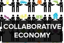 COLLABORATIVE ECONOMY / A collection of pins on the collaborative economy. This board looks at how the collaborative economy and how it is changing how people buy. #sharing #sharingeconomy #collaborative