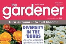 The Gardener and Die Tuinier covers