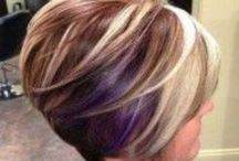 Hair Ideas / by Andrea H