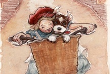 Children's Illustrations / by Donna Kruder
