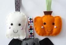 Halloween Ideas / by Stephanie Llanes