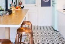 Inspired Int.: Kitchen & Dining / by Kayla Jones