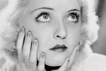 """Bette Davis """"Eyes"""" / by Donna Kruder"""