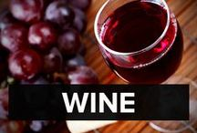 THE WINE BOARD / #wine #infographics