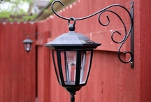 Home-Outside: Backyard/Garage