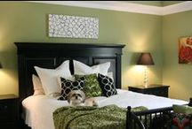 Bed Room Ideas / by Kim Contestable