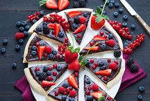 Vegan & Raw Vegan Desserts Sweets / Vegan and Raw Vegan Desserts