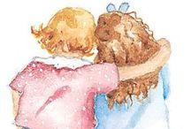 Artist: Susan Branch / The lovely artwork of Susan Branch. / by Sherrie Shaffer