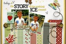 A Scrap Or Two: Everything Else / Scrapbooking  / by Gina Mote