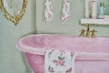 Art & Illustration: Bath~Beauty / Prints, pictures, art any cute things that are illustrated and pertain to the rituals of ladies bath a beauty routines. / by Sherrie Shaffer