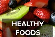 HEALTHY FOOD / #heathlyfood recipes and tips that taste great and keep you full of energy