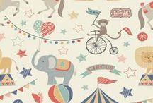 Baby carrier fabrics we love / We're choosing lovely fabrics to make baby carriers from...we'd love your feedback!