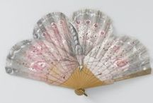 Fans / The fan is not a pure object of utility – it was and is a fashion accessory, a status symbol and tool of coquetry. On this board we highlight fans of different eras and cultures.