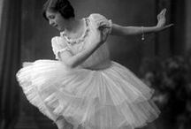 Ballet / On this board we highlight beautiful old photographs and images related to ballet. More of these images can be found on europeana.eu.