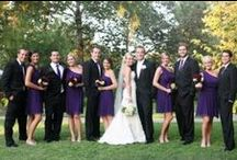 Dresses & Tuxes . . . Oh My! / Wedding Gowns, Dresses and Tuxedos for the Wedding Party.