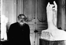 Auguste Rodin / On this board we highlight works by Auguste Rodin (1840-1917) a French sculptor and draftsman. With him the era of modern sculpture began. More works can be found on our portal www.europeana.eu.