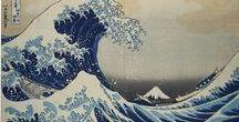 Katsushika Hokusai / On this board we highlight works by Katsushika Hokusai (1760-1849), a Japanese artist, ukiyo-e painter and printmaker of the Edo period. More works can be found on our portal www.europeana.eu.