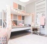 Kids Bedrooms for Little Girls