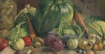 Vegetables / On this board, we highlight artworks displaying vegetables. More artworks can be found on www.europeana.eu.