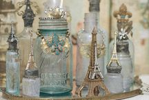 ANTIQUES AND VINTAGE  / Furniture, jewelry, household / by Brenda Pouncey
