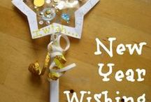 New Years ideas for kids / by Kimberly Riha-Plesic