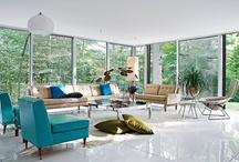 Interiors- general / Fun, inspiring, cool interior spaces / by Shalini Sookar