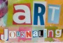 art journaling / by Allison Wiggins
