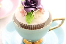 BELLA'S FANCY PINK TEA PARTY FOR BDAY / Ideas, decor, party favors,  / by Brenda Pouncey