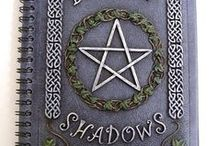 Book Of Shadows / Pagan/Wiccan info pages to add to a Book of Shadows. Also anything to do with making a BOS. / by Christina Fanning