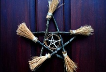 BOS: Witch CRAFTS / BOS pages for talismans, charms, tools, decorations, sachets, poppets, wands, jewelry, and any other witchy craft for spells or the home. / by Christina Fanning