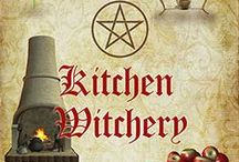 Cottage ☽☆☾ Witch / AKA Kitchen Witch/Hedge Witch......Cooking tools, recipes for sabbats and other misc recipes (healing, etc), household issues / by Christina Fanning