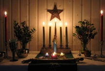 Altars / Lots of beautiful altars submitted by many different people. I love to look at them for references. / by Christina Fanning