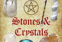 BOS: Crystals & Gemstones / by Christina Fanning