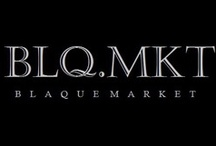 BLAQUE MARKET / Blaque Market aka BLQ.MKT is street culture amped up into what fashion is. A mix of high and low is what make this line so unique and versatile. It reaches out to everyone that loves fashion as art, street, music and life. BLQ.MKT is for every woman that isn't afraid to push the boundaries of creative imagination that makes what fashion is now. / by LAStyleRush .com