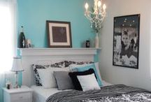 Color Schemes for Bedrooms / View colorful bedrooms for bedroom color scheme inspiration  / by PPG Voice of Color