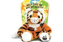 Gift Ideas from the WWF Shop / Take a look at our online shop for gift ideas that help the planet! Take a look at shop.wwf.org.uk for ideas.