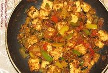 ãhãram / Recipes I love - Primarily Indian Vegetarian food but will also find Thai, Italian, Lebanese and other cuisines
