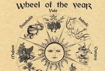 BOS: Wheel Of Year / by Christina Fanning