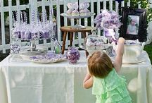 PARTY TIME / Ideas, themes, decor, party favors, colors / by Brenda Pouncey
